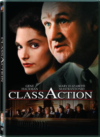 Class Action DVD - Mint Used