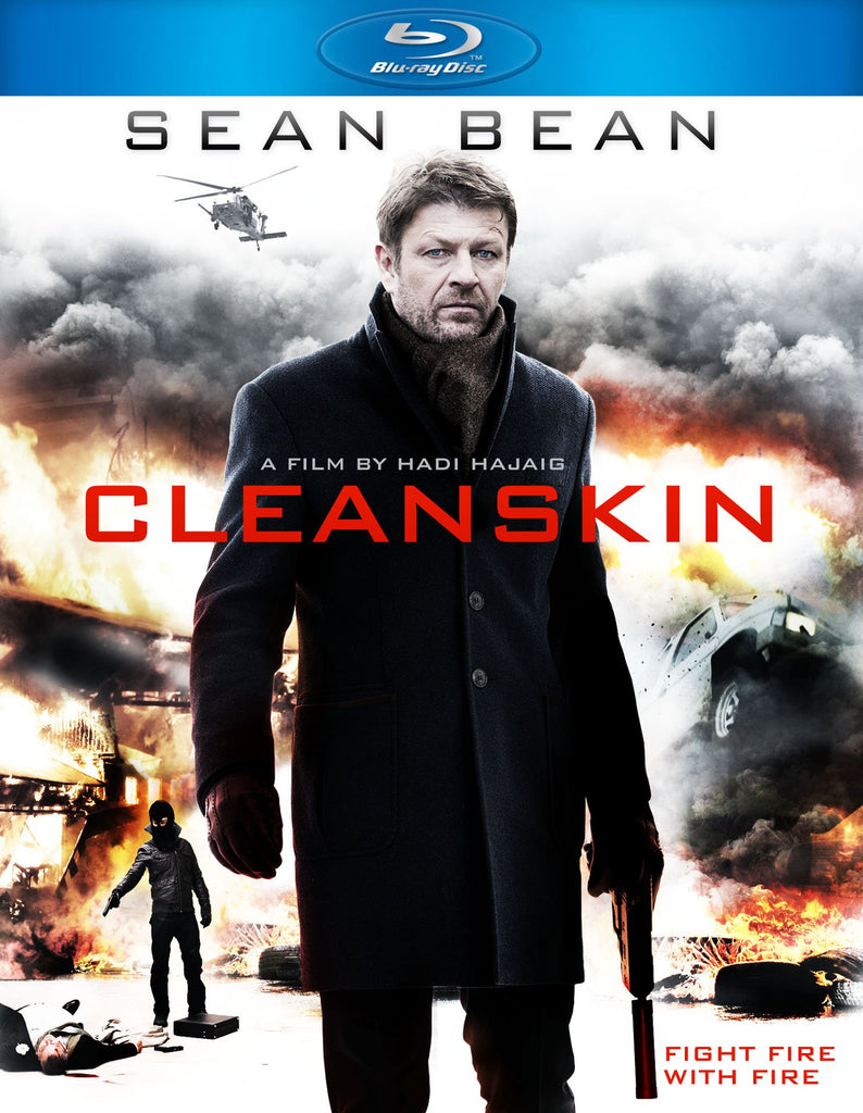 Cleanskin (Blu-Ray/DVD Combo) Mint Used