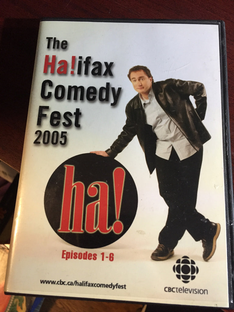 Halifax Comedy Fest 2005 - 2 dvd set (28 performers) CBC Production