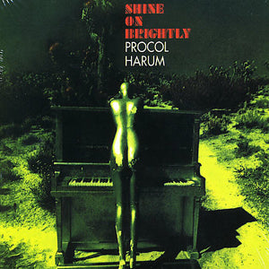 Procol Harum - Shine on Brightly -1968  Psychedelic Rock, Prog Rock, Classic Rock (vinyl)
