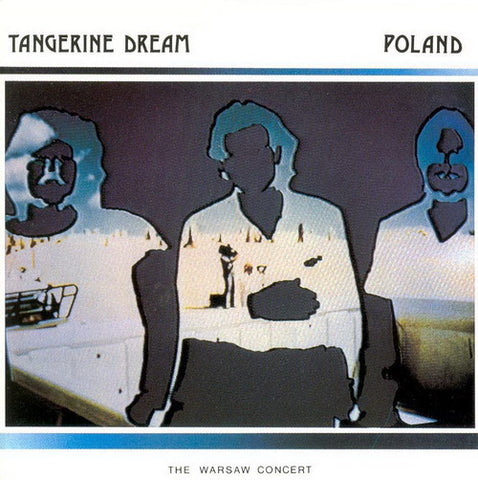 Tangerine Dream-  Poland The Warsaw Concert -2 Lps -1982- Electronic / Berlin-School (vinyl)