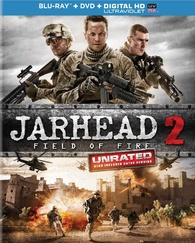 Jarhead 2: Field of Fire [Blu-ray + DVD + Digital Copy] New / Sealed