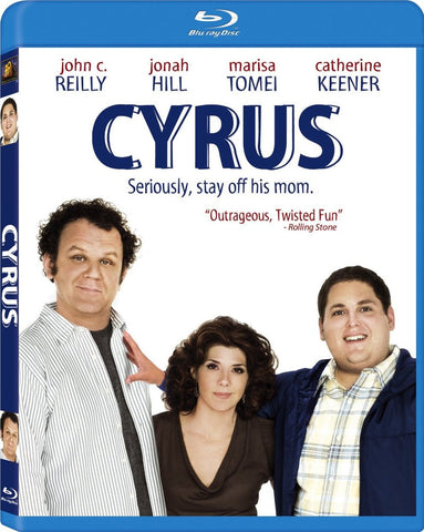 Cyrus [Blu-ray] Comedy - Mint Used