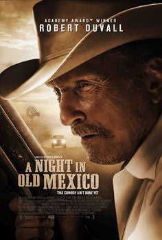 Night in Old Mexico, A - DVD - New Sealed Robert Duvall