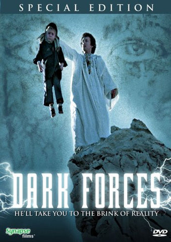 Dark Forces (HARLEQUIN ) (THE MINISTER'S MAGICIAN) 1980 Horror DVD