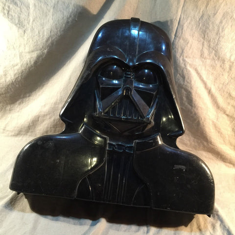 "ORIGINAL 1980 STAR WARS ""DARTH VADER"" FIGURE CASE (no insert card & names removed)"
