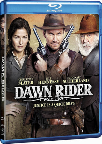 Dawn Rider [Blu-ray] Mint Used