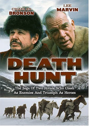 Death Hunt DVD - Charles Bronson Classic Western ! 1981