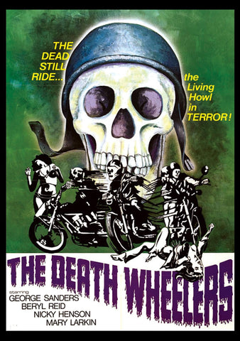Death Wheelers, The -  1973 Cult Classic !