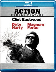 Dirty Harry/Magnum Force (Action Double Feature) [Blu-ray]  Mint Used