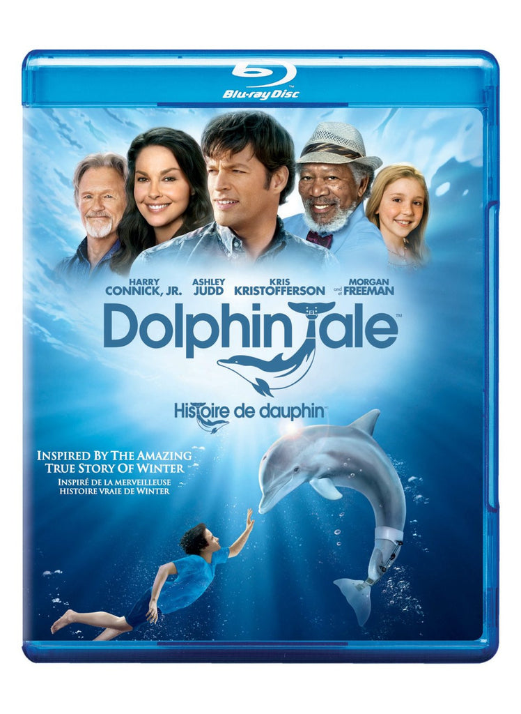 Dolphin Tale  (Bilingual) [Blu-ray] Mint Used