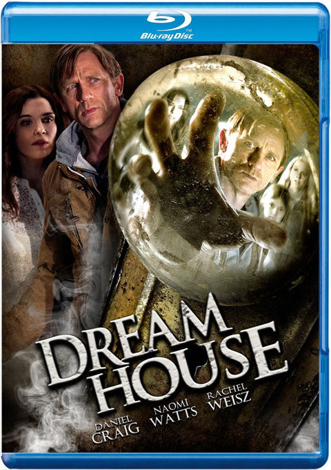 Dream House - [Blu-ray + DVD] New Sealed