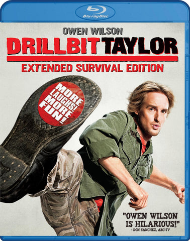 Drillbit Taylor [Blu-ray] Mint Used
