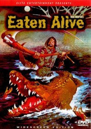 Eaten Alive (Widescreen) DVD 1977 Horror
