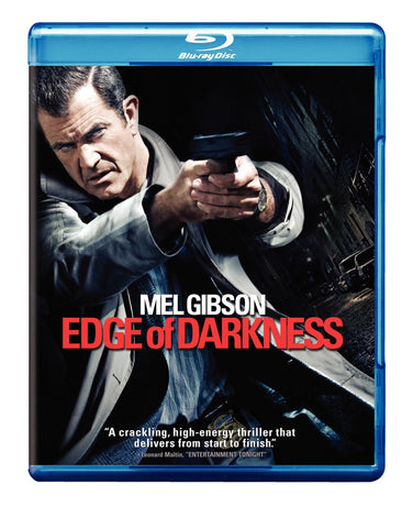 Edge of Darkness Blu Ray ( Mel Gibson) Mint Used