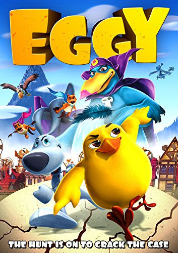 Eggy 2015 DVD (mint used)
