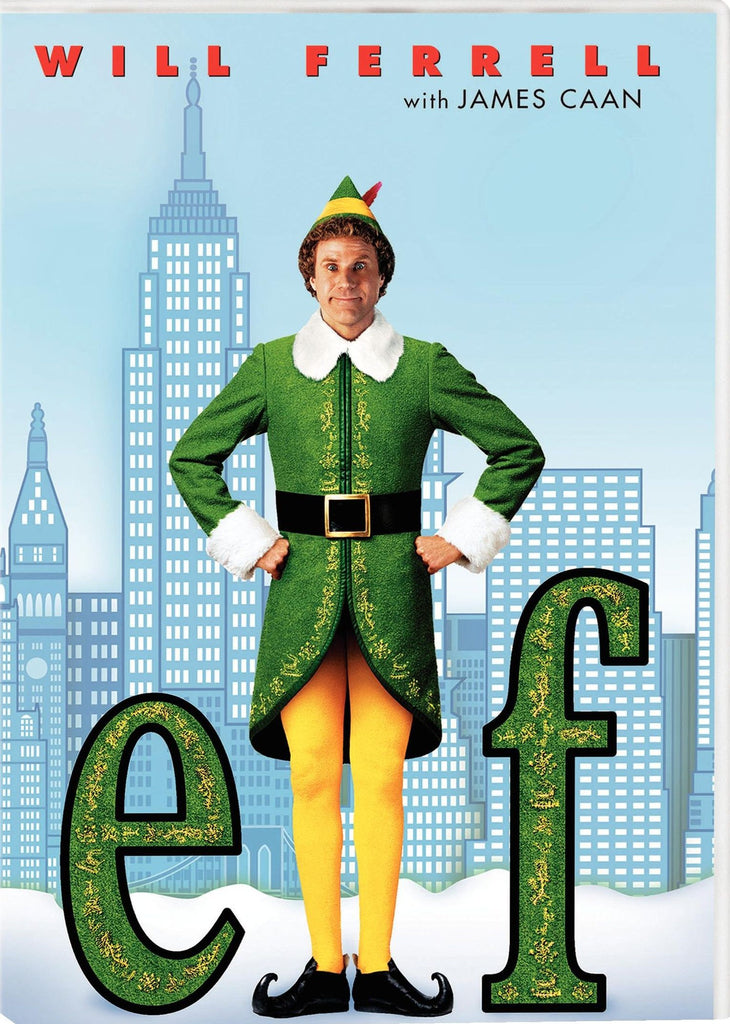 Elft DVD ( Will Farrell ) New Sealed