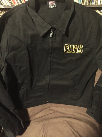 Elvis- zip up Jacket - Youth Medium