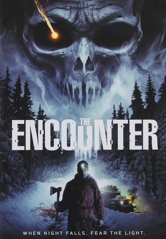 The Encounter - 2015 Alien Abduction DVD