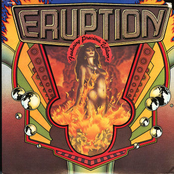 Eruption Featuring Precious Wilson* ‎– Eruption ( Clearance Vinyl )