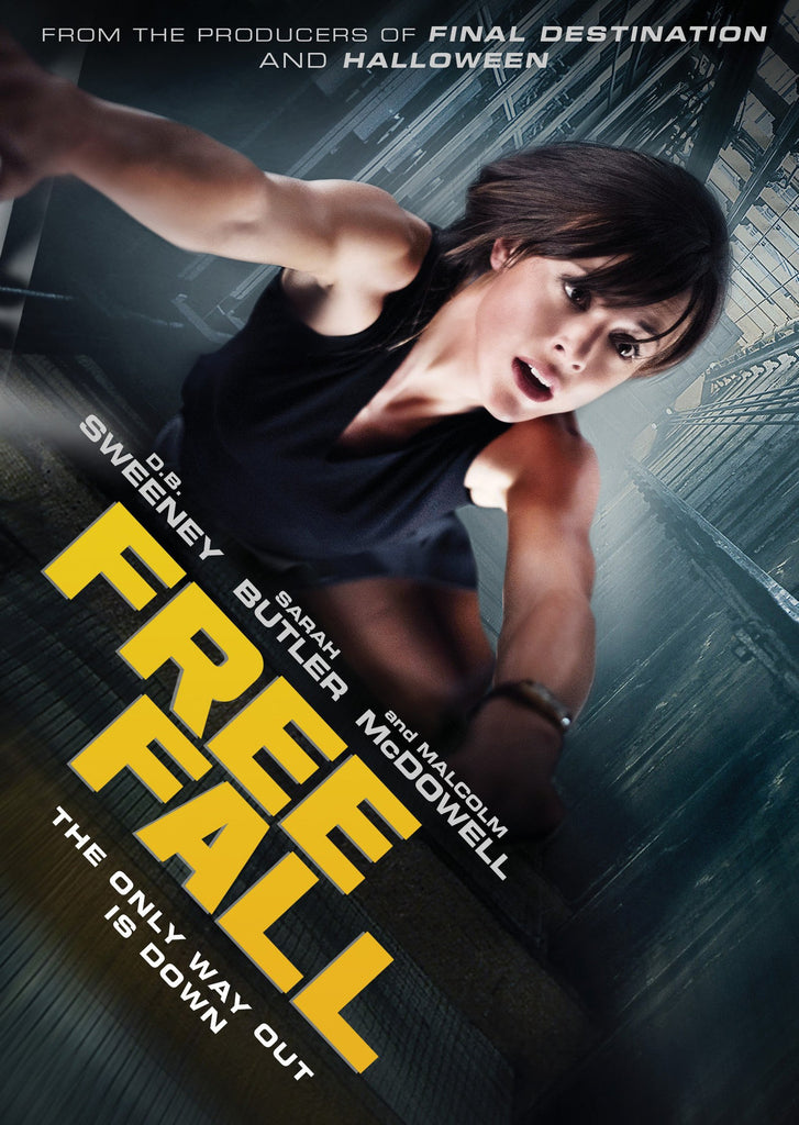 Free Fall (2014) dvd New Sealed