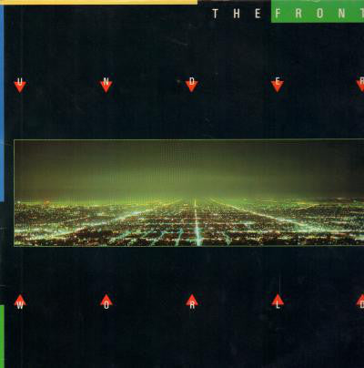 Front, The  ‎– Underworld - 1984 New Wave, Synth-pop(vinyl)