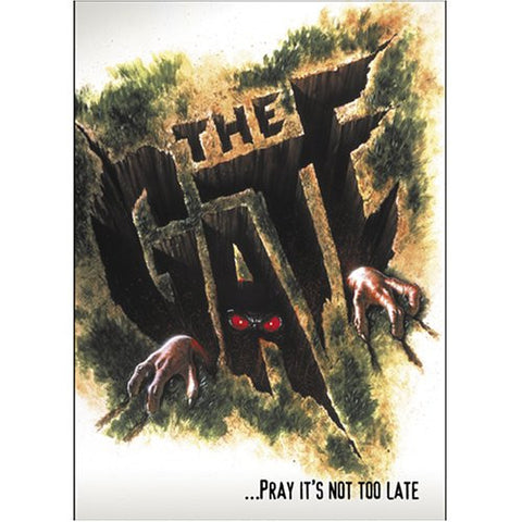 Gate, The - 1987 Canadian Horror Flick ! DVD