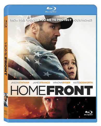 Homefront Blu-ray New Sealed