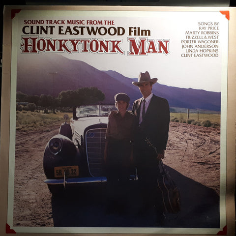 Honkytonk Man -1982- Soundtrack- Mint Vinyl (Clint Eastwood ) (vinyl)