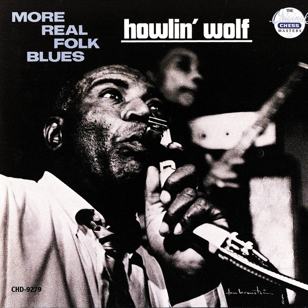 Howlin Wolf -More Real Folk Blues -1990 Blues Music CD