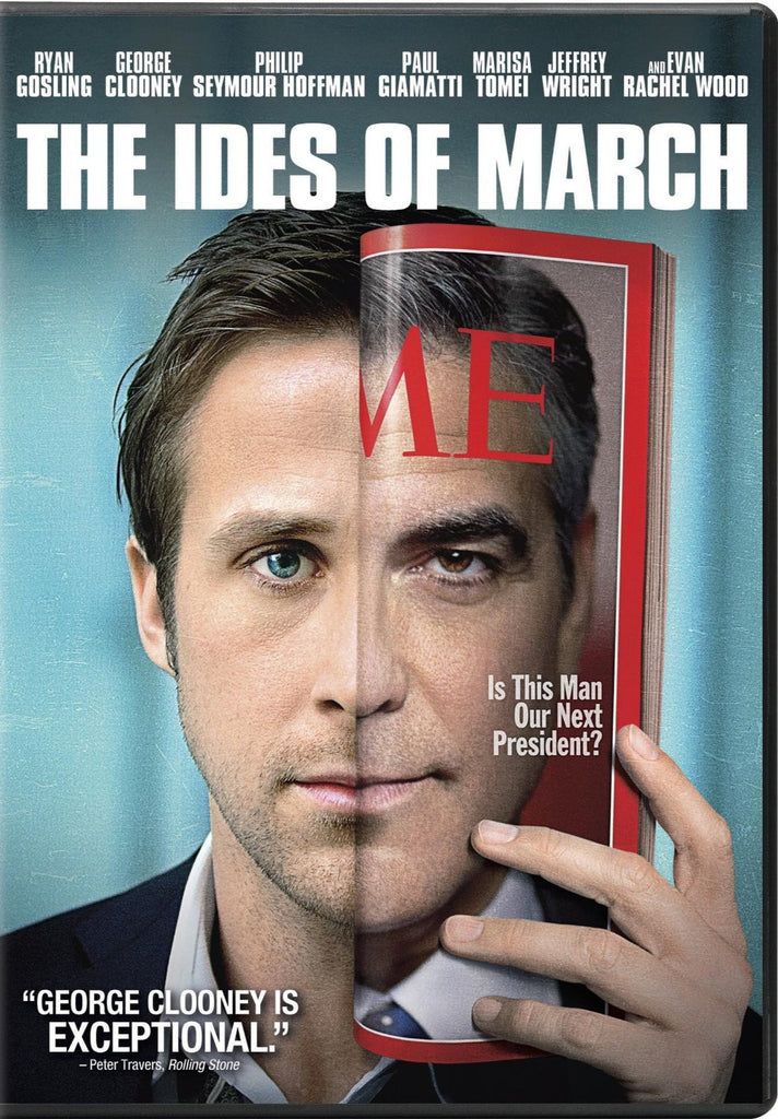The Ides of March- 2011 ( Ryan Gosling ) DVD - Mint Used