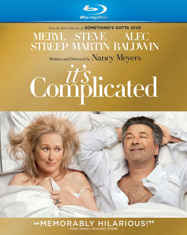 It's Complicated [Blu-ray] New Sealed
