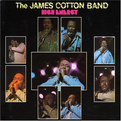 James Cotten Band- High Energy