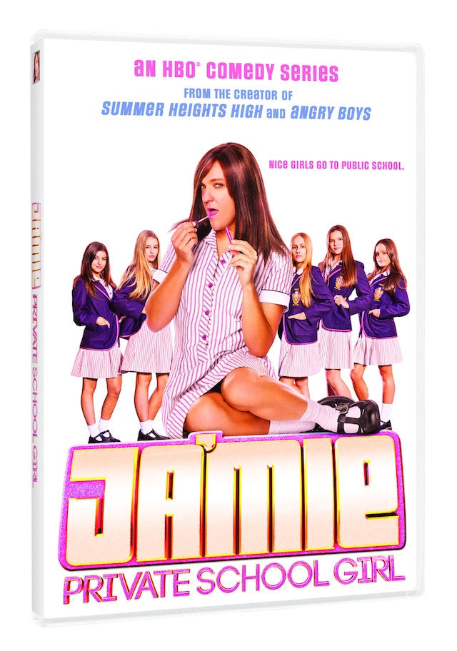 Ja'mie, Private School Girl DVD Sealed NEW