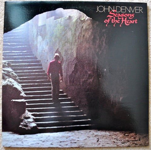 John Denver - Seasons of the Heart -1982 Folk Rock ( vinyl )