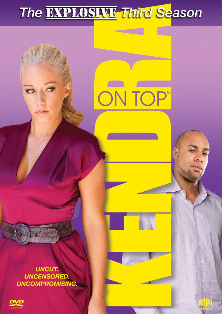 Kendra on Top: Season 3 New DVD Set
