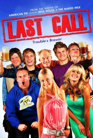 Last Call 2015 DVD Comedy