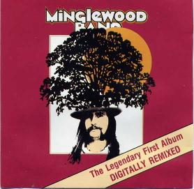 Minglewood Band -Self Titled -1982 Classic Rock (vinyl) near mint