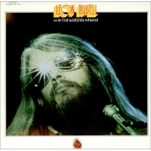 Leon Russell ‎– Leon Russell And The Shelter People -1971- Folk Rock, Classic Rock (vinyl)