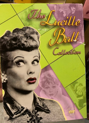 Lucille Ball Collection [Import] DVD Set