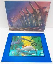 Walt Disney - Commemorative - Exclusive Lithograph - The Jungle Book