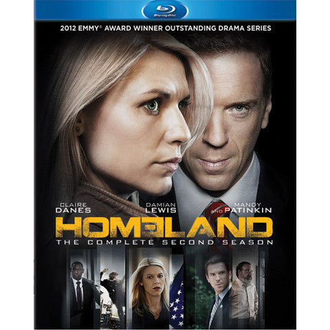 Homeland: The Complete First Season Blu ray (Used / Mint)