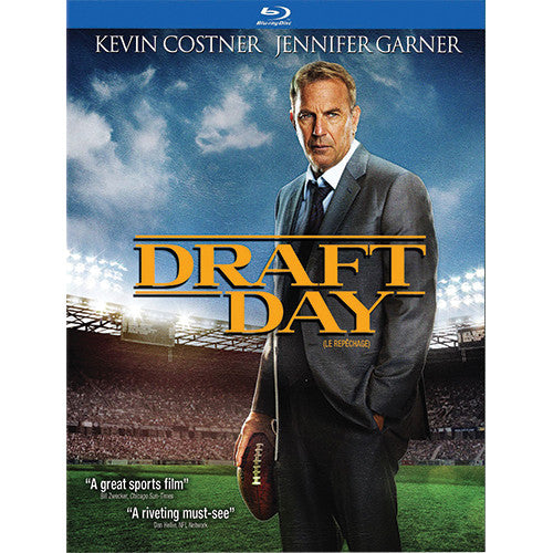 Draft Day [Blu-ray] New Sealed