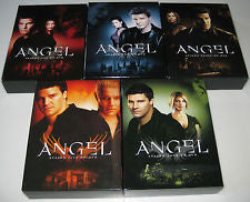 ANGEL - Seasons 1,2,3,4,5 DVD Sets ( Mint Used )