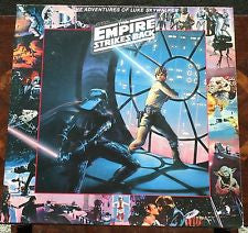 Adventures of Luke Skywalker Star Wars Empire Strikes Back