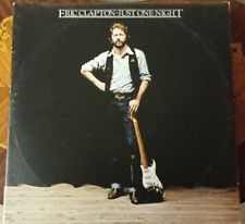 Eric Clapton ‎– Just One Night (2 lps) 1980 - Blues Rock, Country Rock, Classic Rock