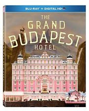 The Grand Budapest Hotel (Bilingual) [Blu-ray] Mint / Used