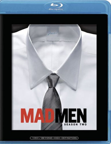 Mad Men: The Complete Second Season [Blu-ray] Mint Used