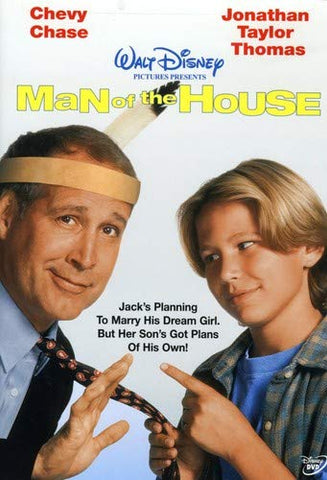 Man Of The House (Bilingual) Disney DVD ( Mint Used)
