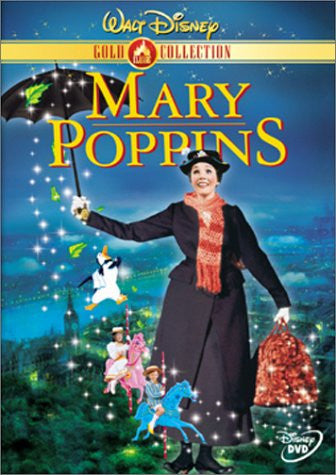 Mary Poppins Gold Collection DVD - Mint Used